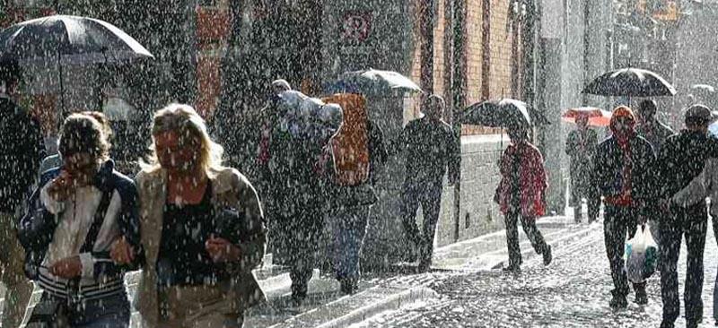 ciudad irlanda lloviendo