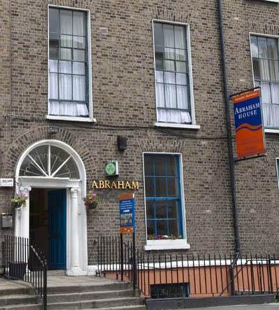 abraham house albergue dublin