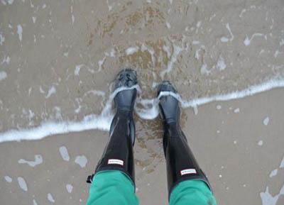 botas agua irlanda