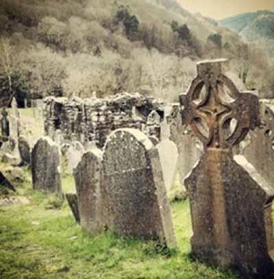 cementerio irlanda glendalough