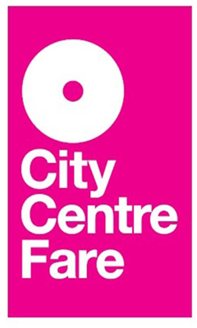 city centre fare