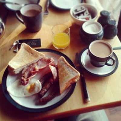 desayuno irlanda