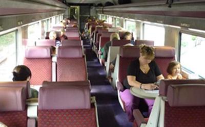 trenes nacionales irlanda