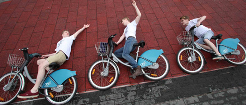 bici alquiler