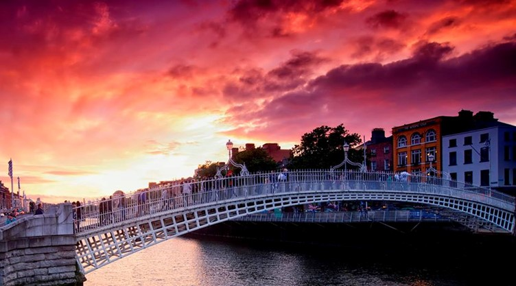 Ciudad de dublin, Irlanda