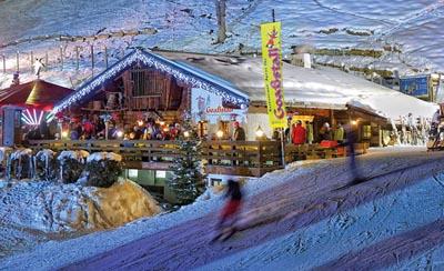 apres ski navidad dublin