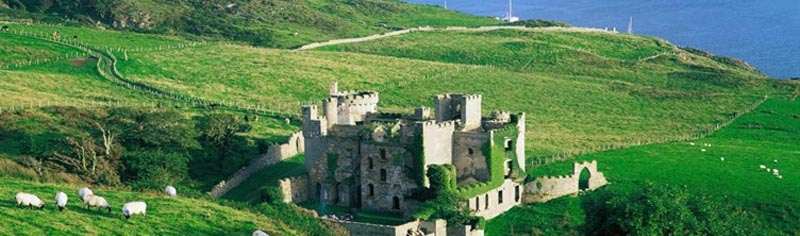 paisaje irlandes