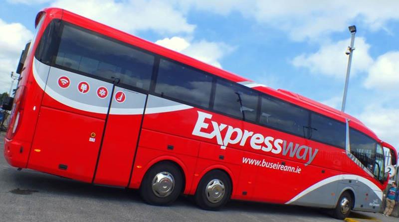 autobus irlanda interregionales