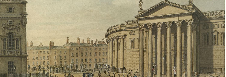 tout historicos por la ciudad de Dublin