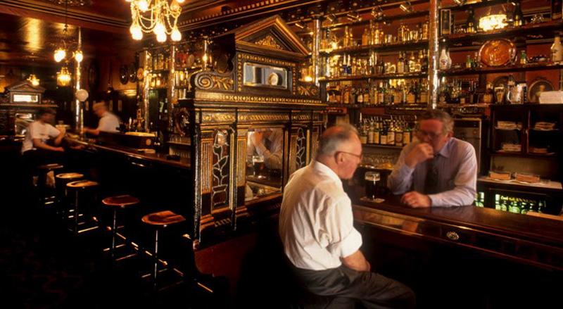 pubs tradicionales dublin