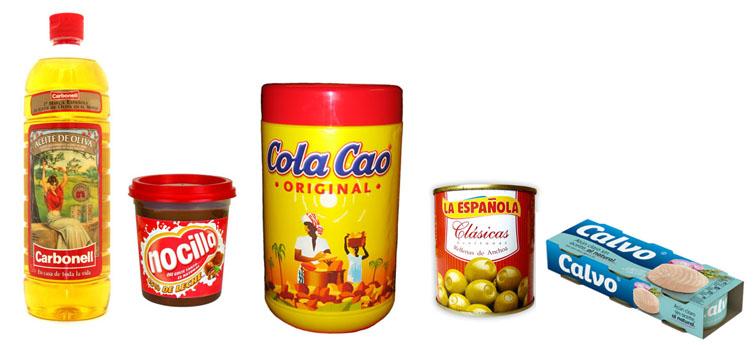 productos espanoles en irlanda