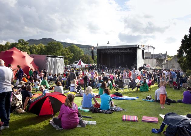 festival de verano en irlanda