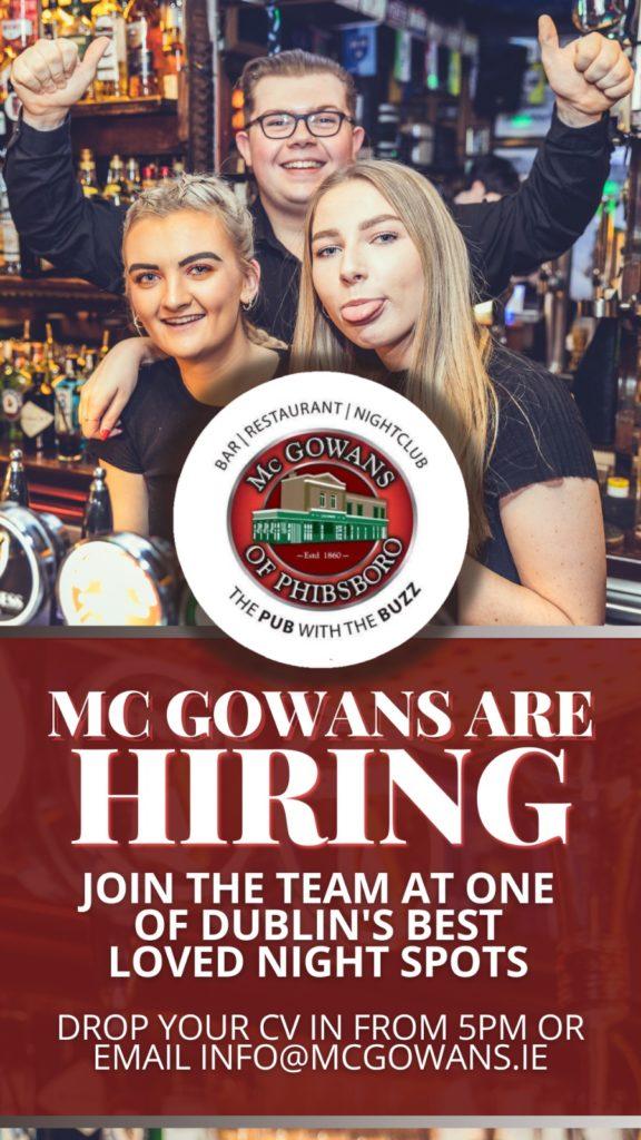 Mcgowans pub Dublin, Ireland